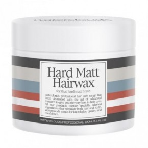 Waterclouds Hard Matt juuksevaha 100ml