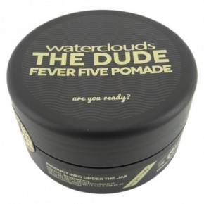Waterclouds The Dude Fever Five Pomade stiliseerimiskreem juustele 100ml