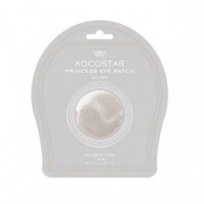 Kocostar Silver Princess Eye Patch silmaümbrusnahka 3g
