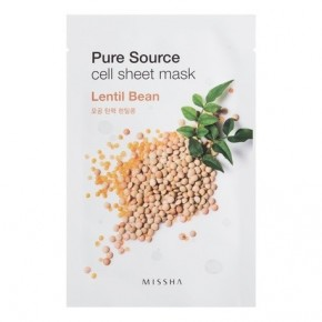 Missha Pure Source Cell Sheet mask oma 21g