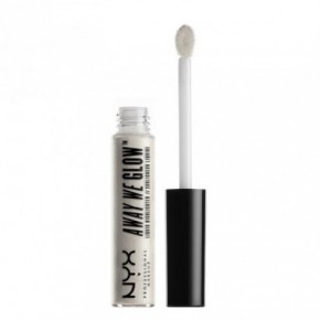 NYX Professional Makeup Away We Glow Liquid Highlighter Highlighteritel 6.8ml