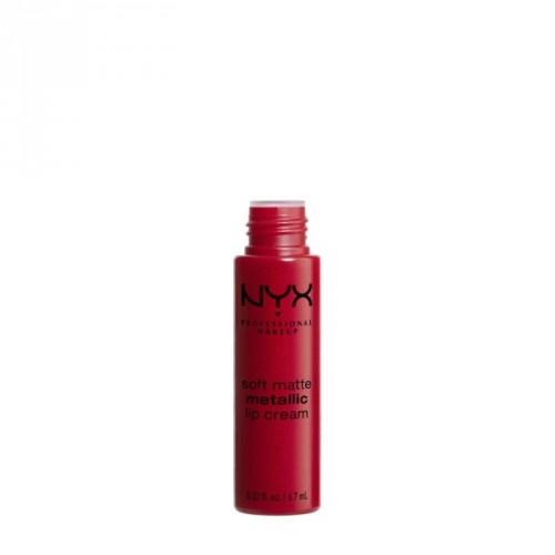 NYX Professional Makeup Soft Matte Lip Cream Kreemjas Huulevärv 6.74ml