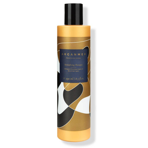 Arganmer Revitalizing Shampoo Elustav šampoon 250ml