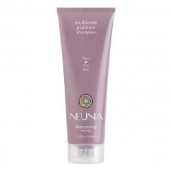 NEUMA neuBlonde Platinum Shampoo Šampoon blondidele juustele 250ml