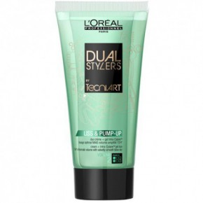 L'Oréal Professionnel Dual Stylers Liss and Pump-Up kreem-geel 170ml
